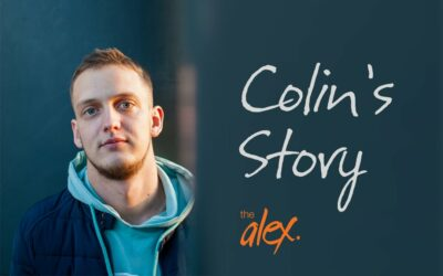 Social Work at The Alex: Colin's Story