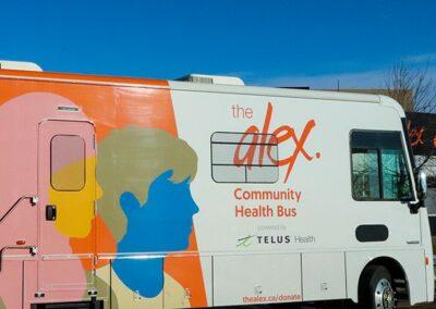 Community Health Bus
