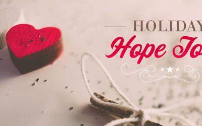 Holiday Hope Totes