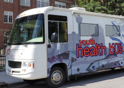 Youth Health Bus